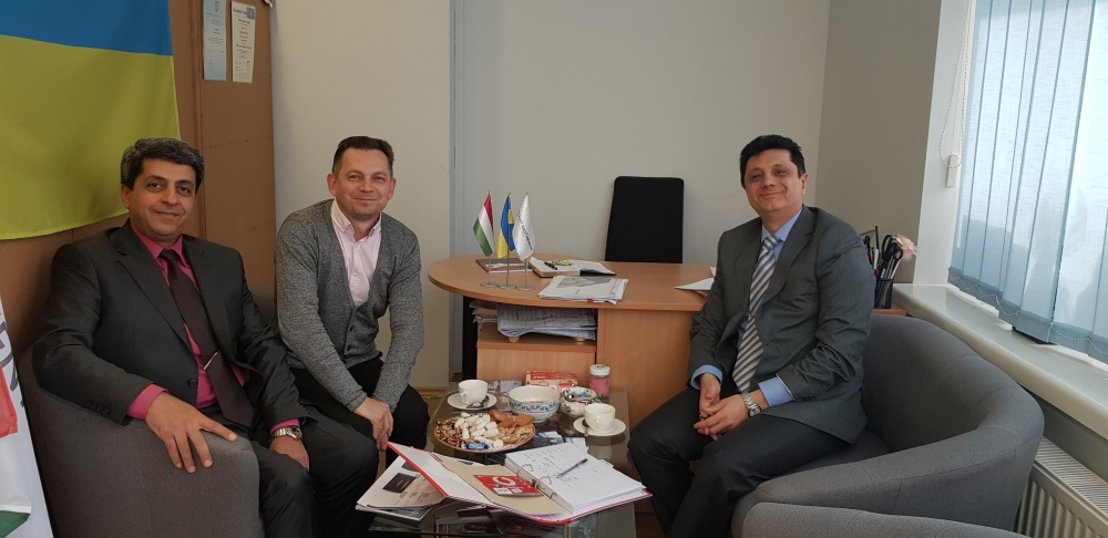 MEETING WITH REPRESENTATIVES OF