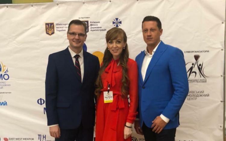 """Компанія """"East West Mentor UA"""" виступила партнером міжнародного ФУМД «Київ 2018»"""