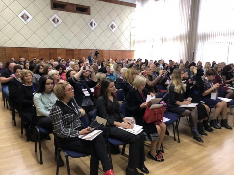 Директор компанії на жіночому форумі