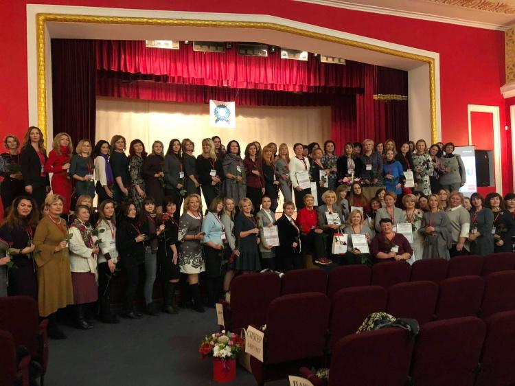 У Хмельницьку відбувся всеукраїнський форум жінок Хмельниччини