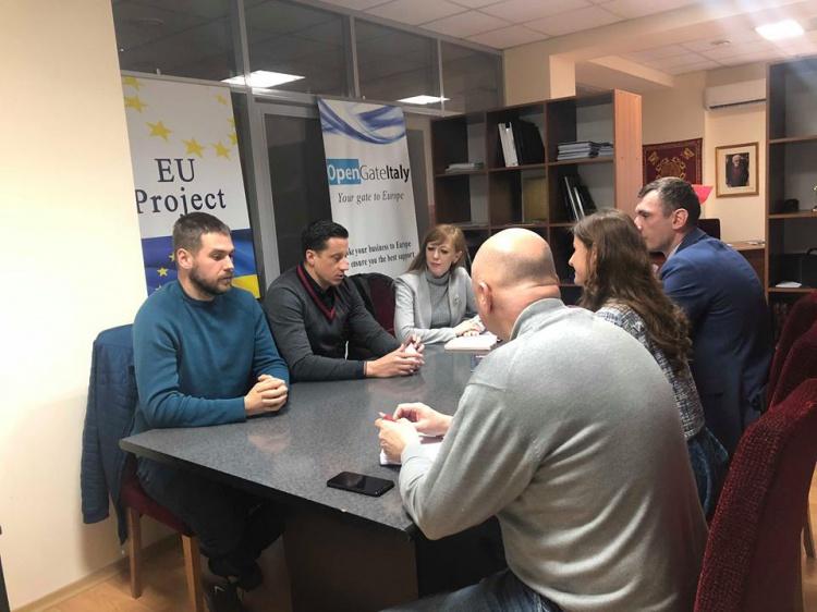«East West Mentor UA» розширює кордони бізнес-співпраці до Італії, Хорватії, Словенії та Сербії