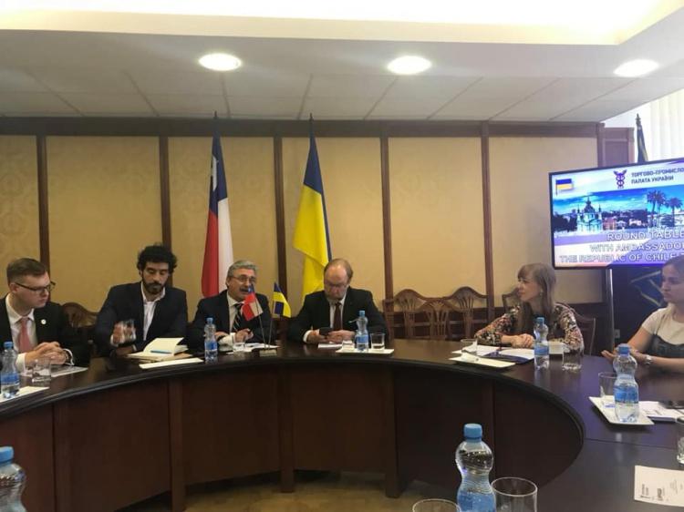 Чилі відкрите до співпраці з українським бізнесом