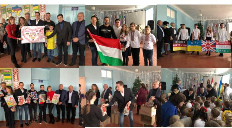 2018. december 16-án Horváth Zoltán, Ukrajna siófoki tiszteletbeli konzulja immár negyedszer, tiszteletbeli konzuli minőségében pedig először látogatott el a kelet-ukrajnai Volnovahába